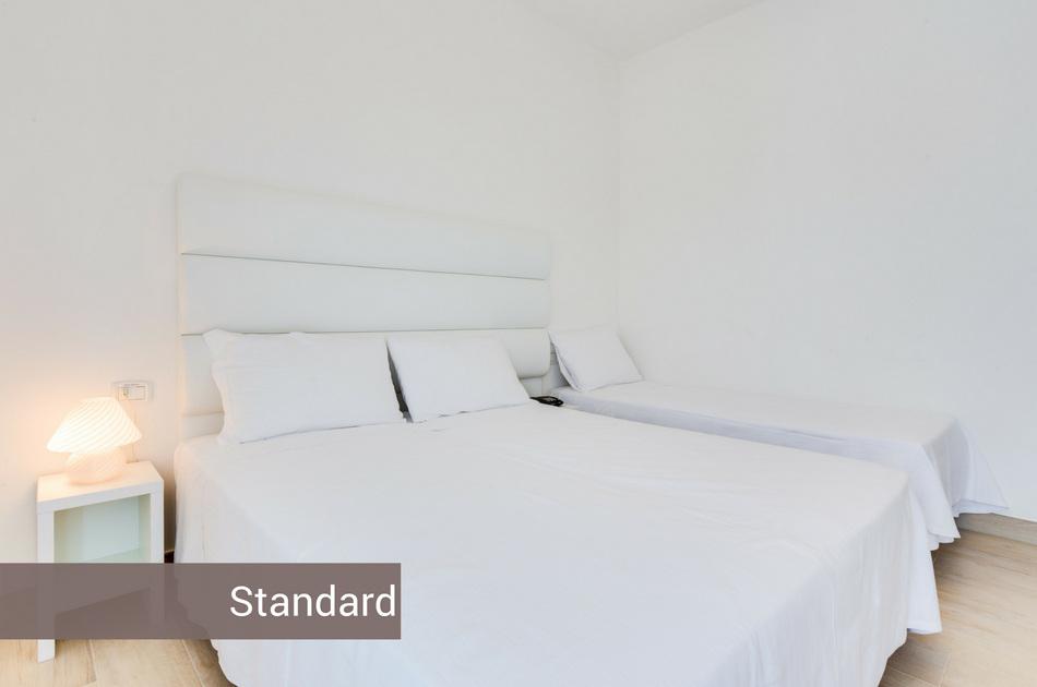 Camere hotel 3 stelle Jesolo